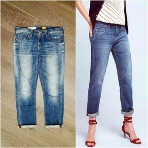 Anthro Pilcro 'Hyphen' straight leg ankle jeans